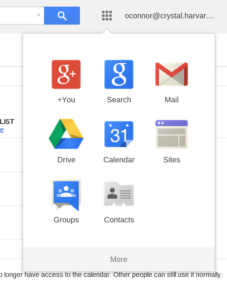 faq using crystal google apps